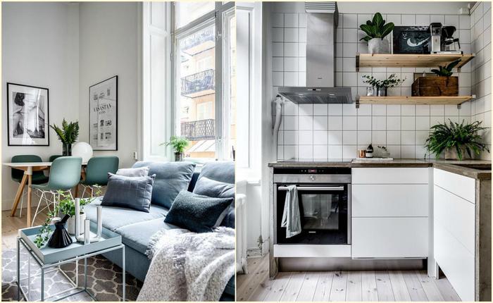 Как оформить квартиру до 35-ти квадратных метров?