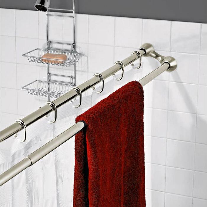 Перекладина для полотенца.