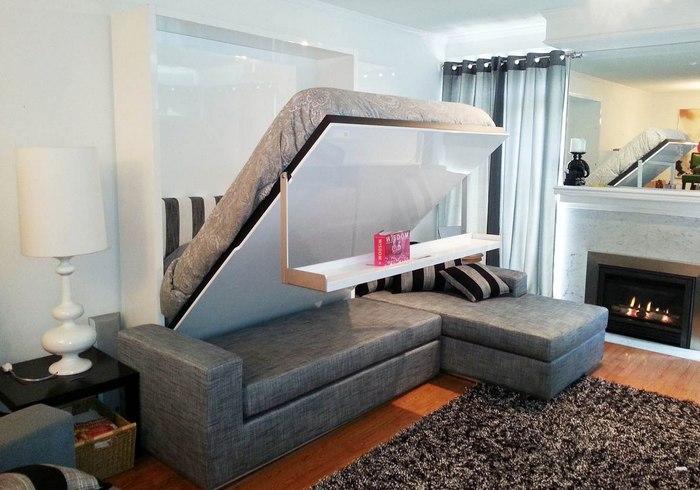Обставьте интерьер эргономичной мебелью