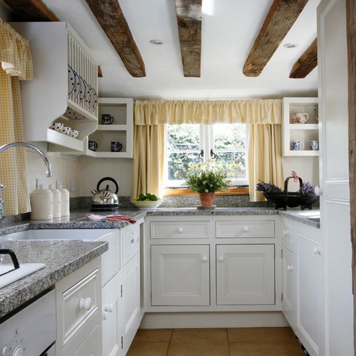 Стильная и красивая кухня.