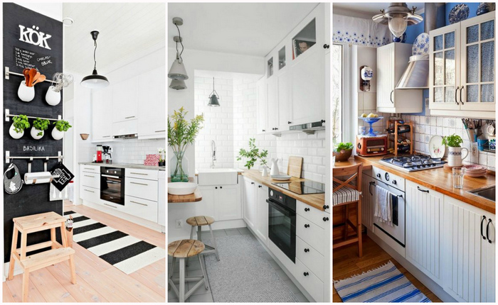 Ремонт в маленькой кухне: 5 самых удачных стилей для небольшого интерьера и 20 крутых примеров.