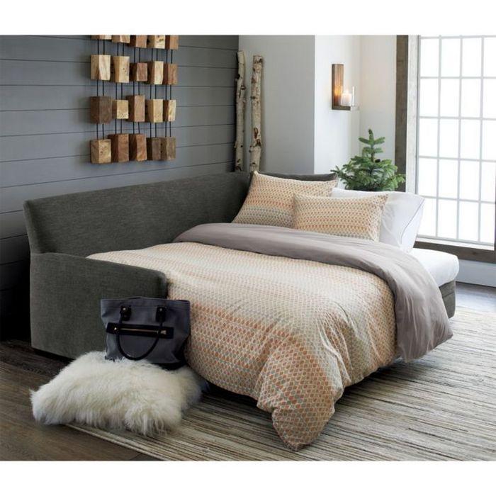 Стильная альтернатива кровати.