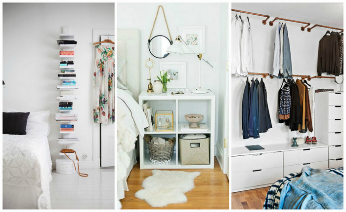 Когда всё на своих местах: 20 стильных спальных, которые влюбят с первого взгляда.