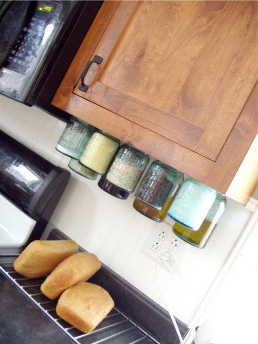 Применение магнитов на кухне.