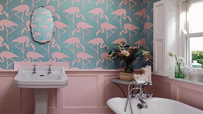 Отделка стен в ванной: 10 популярных материалов, их плюсы и минусы.
