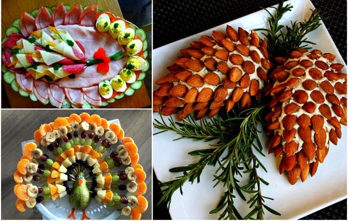 Красивые идеи подачи блюд, которые украсят стол и поразят гостей.