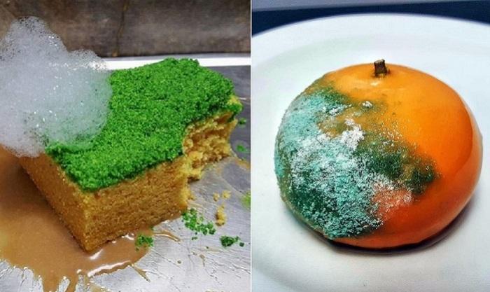 Авторские десерты, которые удивляют выполнением и необычной подачей.
