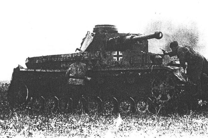 «Балкенкройц»: что означает белый крест на немецкой военной технике