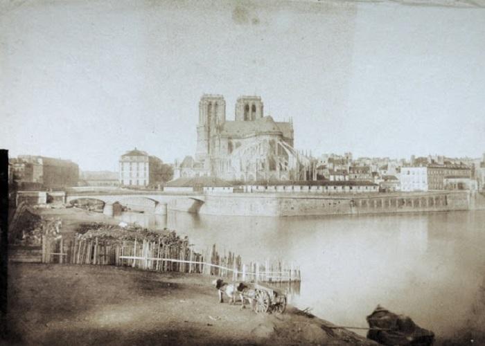 Нотр-Дам де Пари. XIX век.