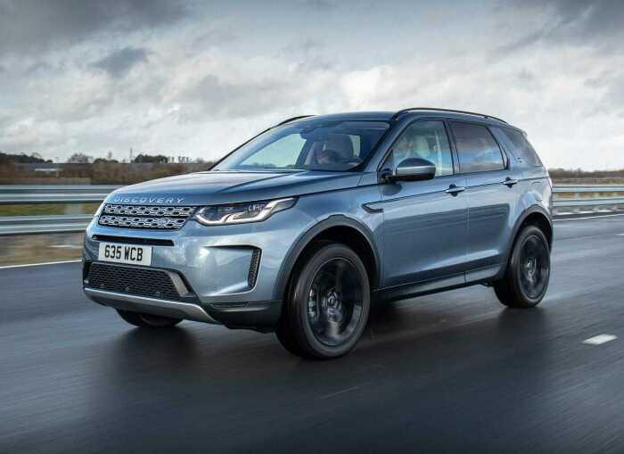 Land Rover Discovery Sport второго поколения собирают на заводе в Ливерпуле. | Фото: ru.motor1.com.
