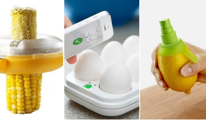 15 кухонных гаджетов, которые станут ценными помощниками хозяйки.