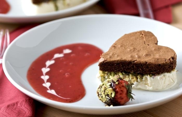 Блюдо должно быть не только вкусным, но и красиво оформленным.