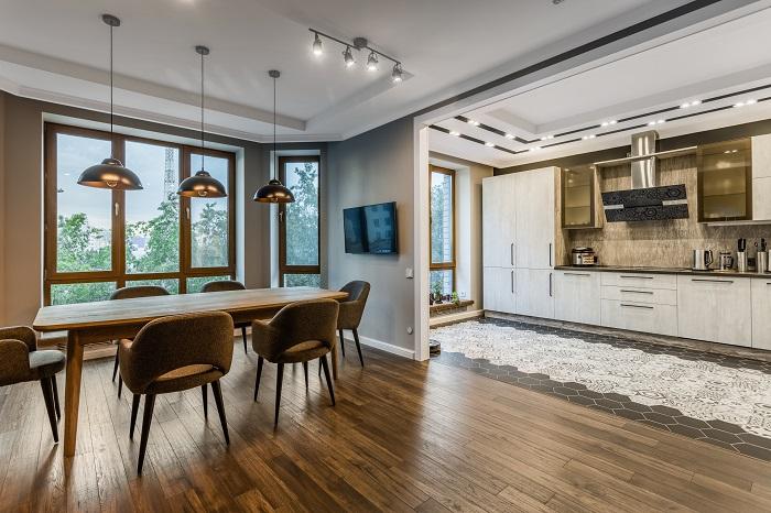 Дизайн интерьера и ремонт от IconInteriors.ru в квартире в г. Реутов.