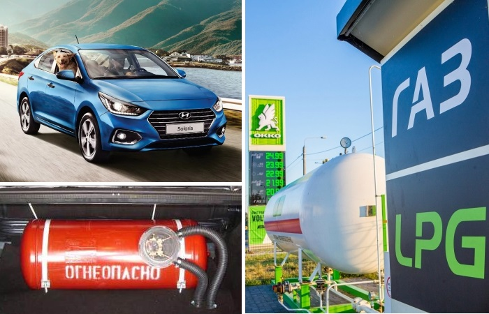 Переход на газ - удачная модернизация для любого автомобиля.