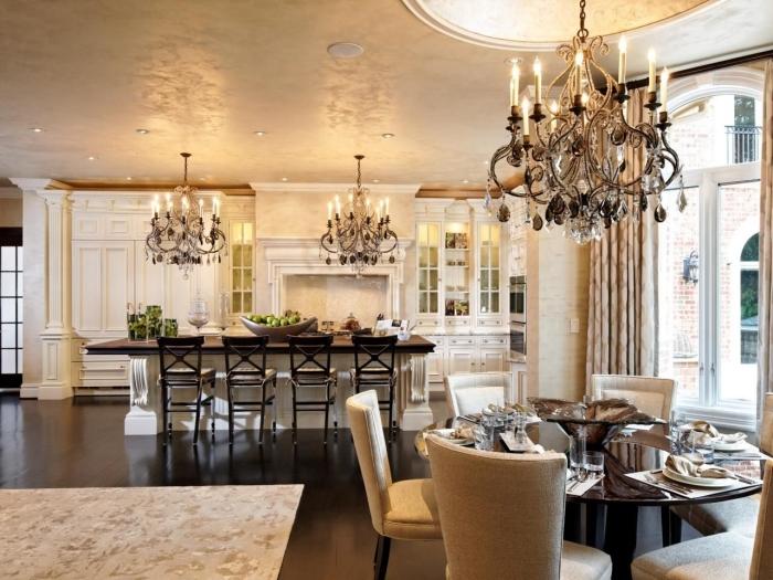 Кухня в классическом стиле: изысканность и изящество