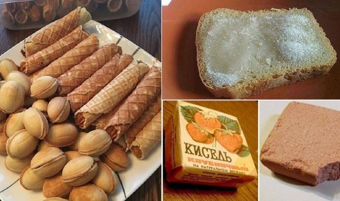 Советские лакомства, вкус которых просто невозможно забыть.