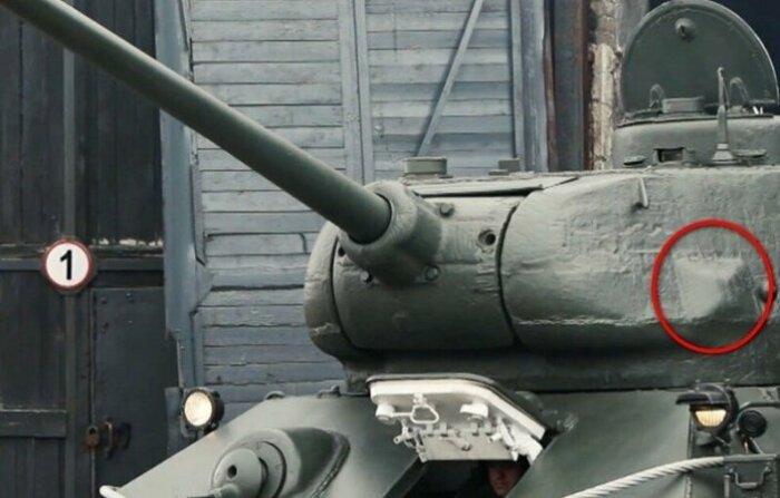 Для чего в башнях некоторых танков есть загадочный бугорок, когда у других