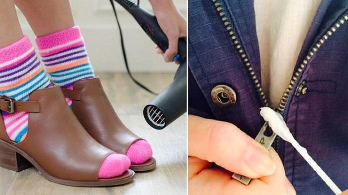 15 почти идеальных лайфхаков, которые облегчат уход за одеждой.