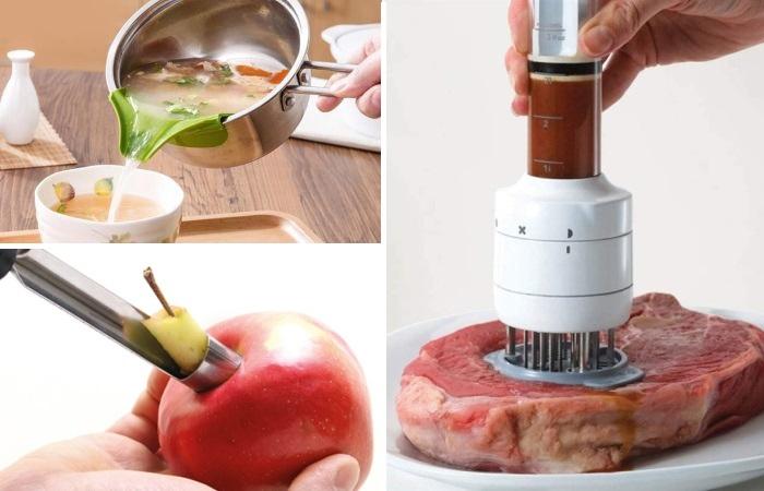 Подборка действительно стоящих гаджетов для кухни, которые пользуются популярностью у кулинаров во всех странах.
