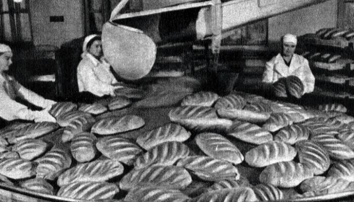 Советская рецептура изготовления батона отличалась от сегодняшней. | Фото: obozrevatel.com.