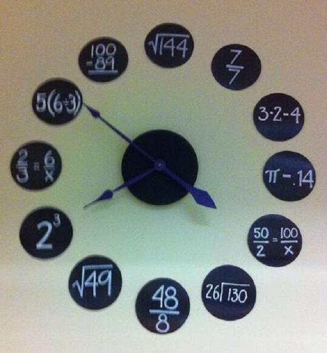 Часы для самых умных.