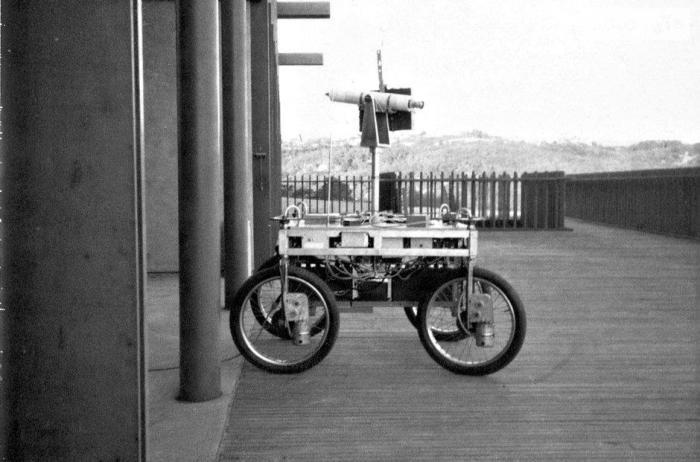 Стэндфордская тележка, 1961 г.
