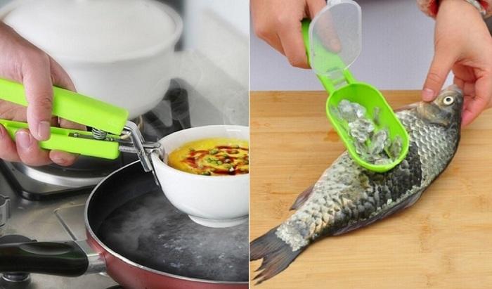 10 гениальных изобретений для кухни, которые сделают готовку намного легче.