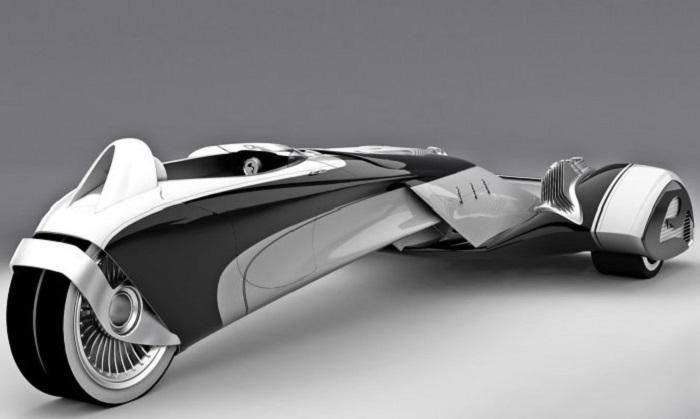 Peugeot Egochine. /Фото: s3images.coroflot.com