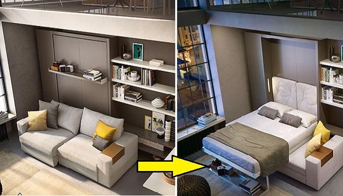 Неограниченные возможности смарт-мебели.