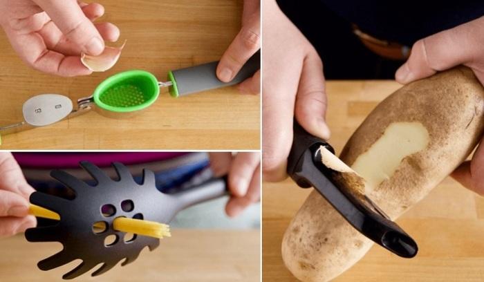 Особенности привычной кухонной утвари, о которых мы даже не догадываемся.