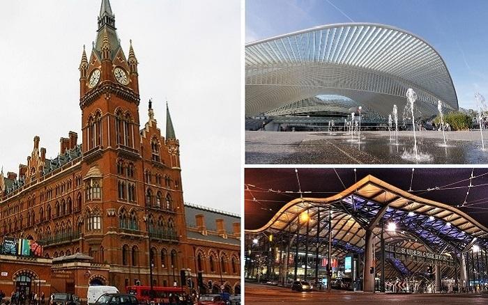 Самые неординарные вокзалы мира.