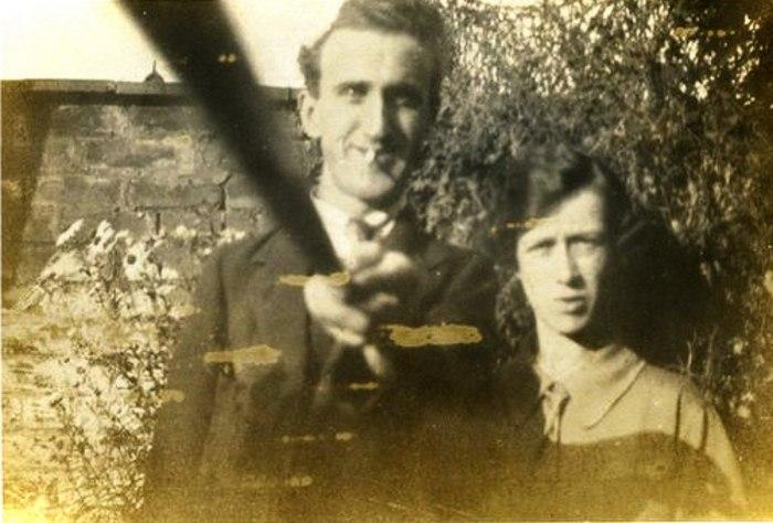 Селфи до того, как это стало мейнстримом (1926 г.)
