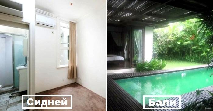 Как в разных странах мира выглядит жильё за $1000 в месяц.