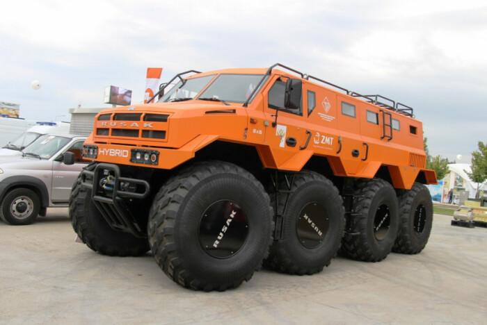 Вездеход Rusak 3994 К-8.