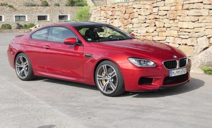 Купе BMW 6-серии - совсем непопулярный автомобиль.