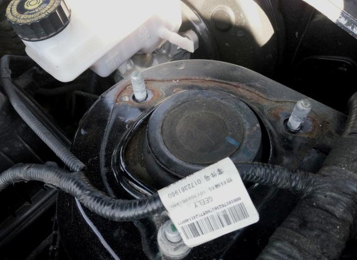 Ржавчина - один из бичей китайских машин. | Фото: drive2.ru.