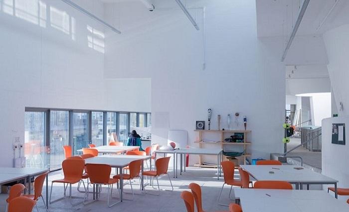 Школа искусств в Глазго.