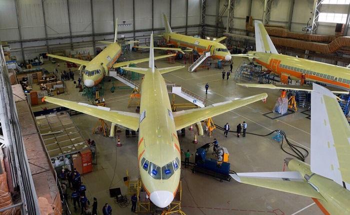 ЗАО «Гражданские самолеты Сухого». | Фото: cont.ws.
