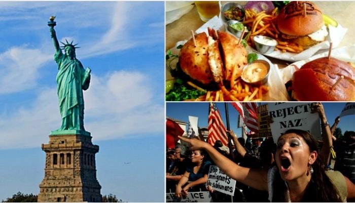 Жирные минусы Америки, которые убедят, что дома лучше