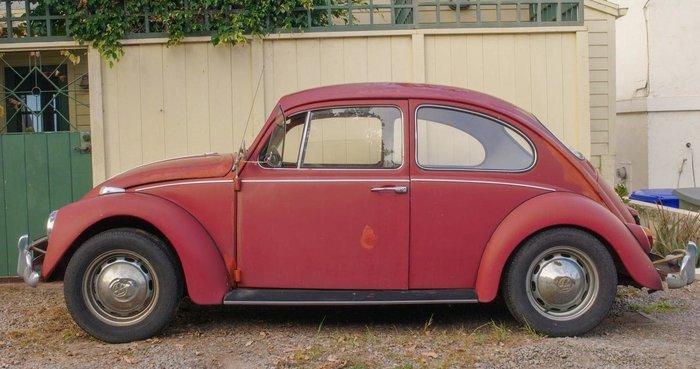 Volkswagen Beetle, который проехал 560 тысяч километров.