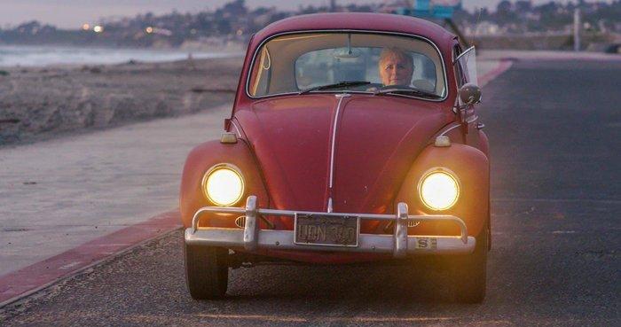 Volkswagen Beetle теперь выглядит, как музейный экспонат.