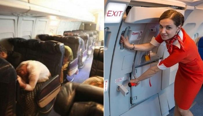 9 секретов о полетах от стюардесс.