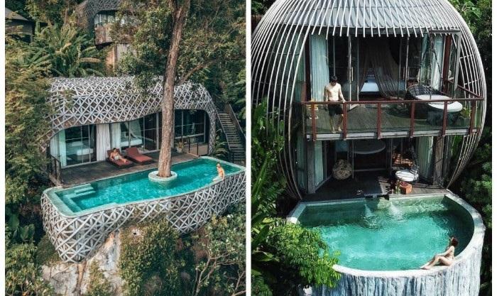 Тропические отели – излюбленное место для неисправимых романтиков