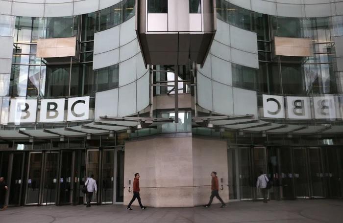 Общественная телерадиовещательная организация Би-Би-Си (ВВС). | Фото: thesun.co.uk.