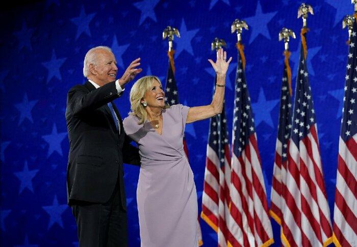 Джилл Байден - супруга кандидата на пост президента США Джо Байдена.   Фото: hayatsaglikhaber.com