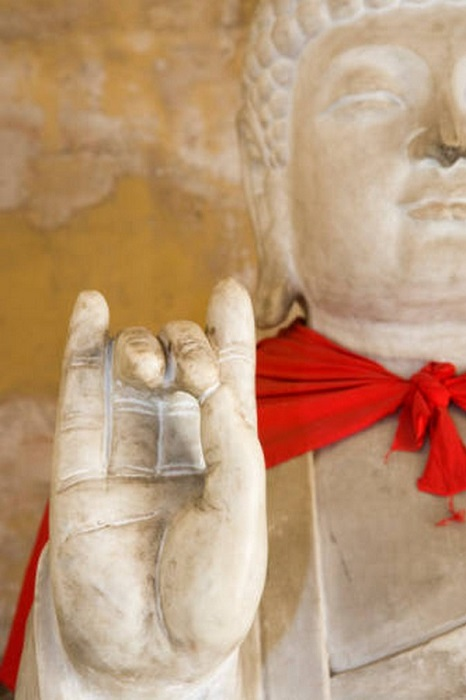 Будда зло изгоняющий