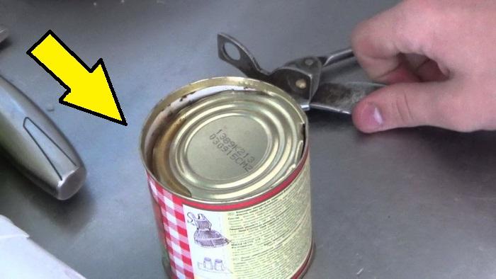 Открыть консервы - задача не из простых.
