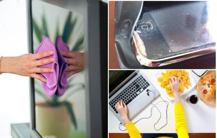 Не забыли почистить компьютер с телевизором?