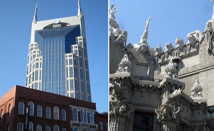 15 самых зловещих зданий во всем мире.