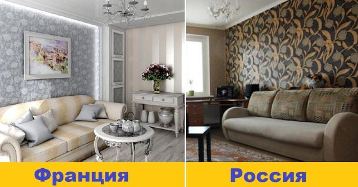 Как выглядят дома людей среднего класса в разных странах мира.